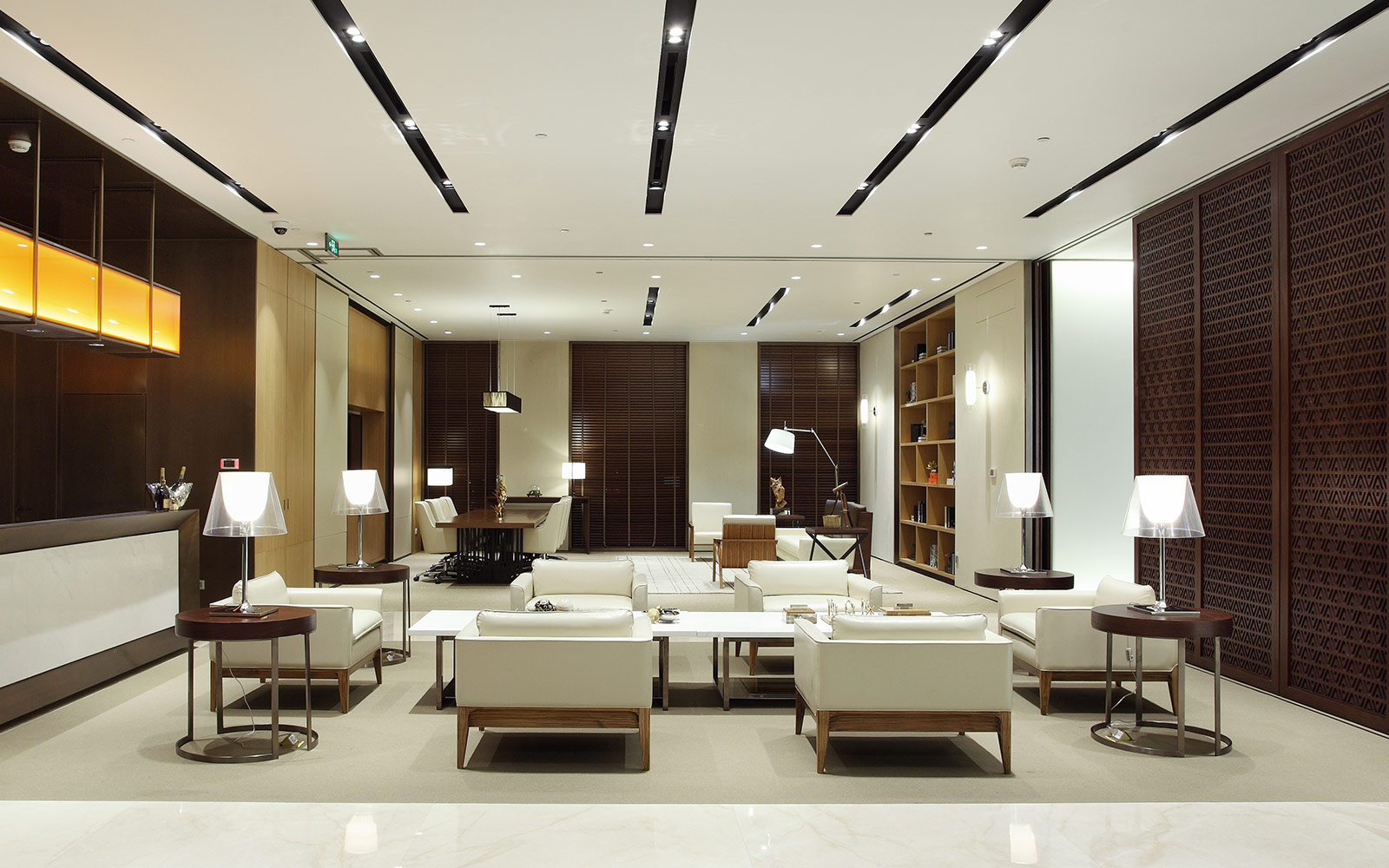 Steven leach group ping an private bank for Interior design agency shanghai