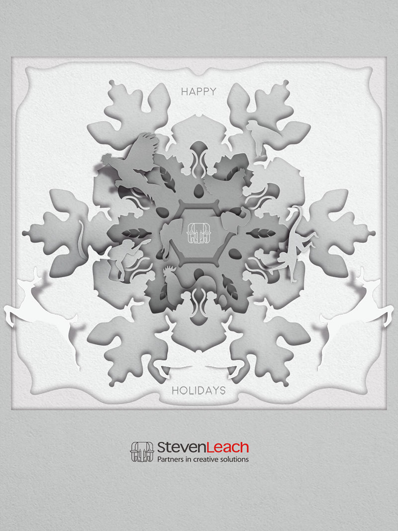 Warm Holiday Wishes from Steven Leach Group