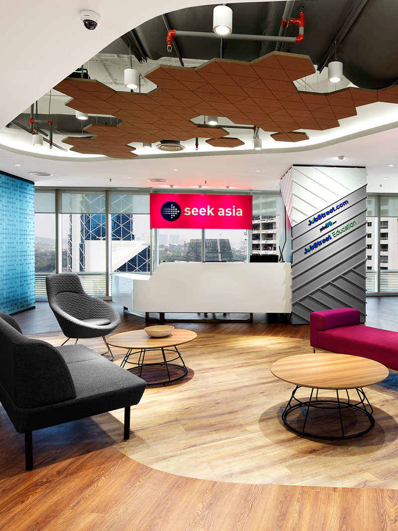 SEEK Asia – An Office That Is as Unique as the Team