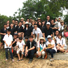 Tree Planting in Petchburi Province