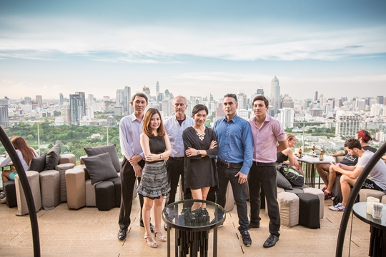 Steven Leach + Associates, Bangkok  – Architectural, Interior Design and Project Management Services