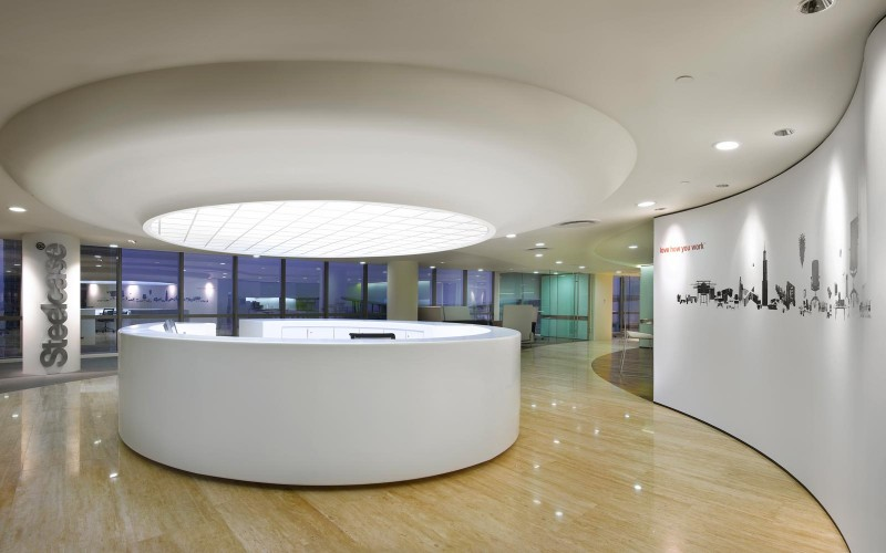 Steelcase Global Shared Office