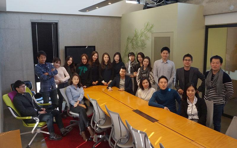 Seoul, Korea office photo