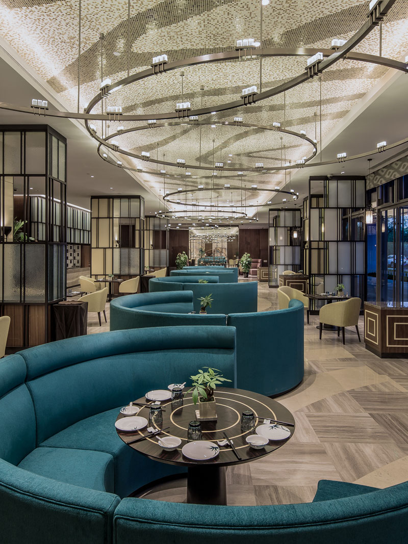 Suzhou HuiRong Holiday Inn Hotel: Integration of the Past and Present