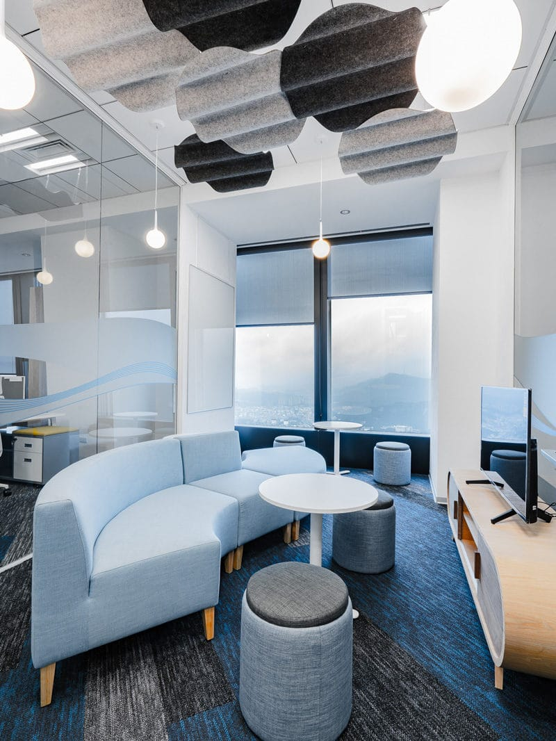 Innovation & Redesign of one of the Globally Recognized HealthCare Taipei Office