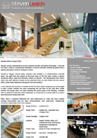 Ahnlab Office Project, South Korea