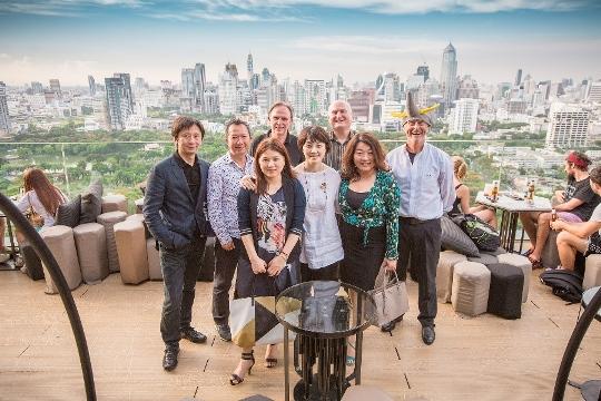 SL+A Group Meeting 2015 in Bangkok