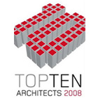 Top Ten Architects 2008